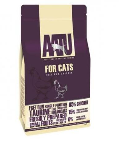 Ату корм для кошек